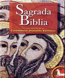 SAGRADA BIBLIA VERSION OFICIAL DE LA CEE