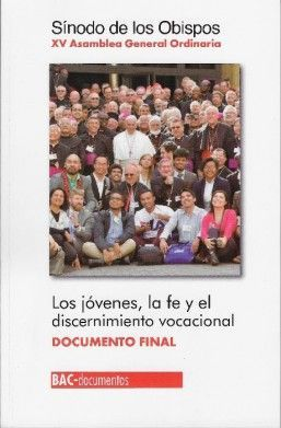 JOVENES,FE Y DISCERNIMIENTO VOCACIONAL DOCUMENTO FINAL