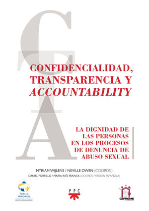 CONFIDENCIALIDAD,TRANSPARENCIA Y ACCOUNT